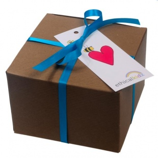 Recycled Gift Box FREE